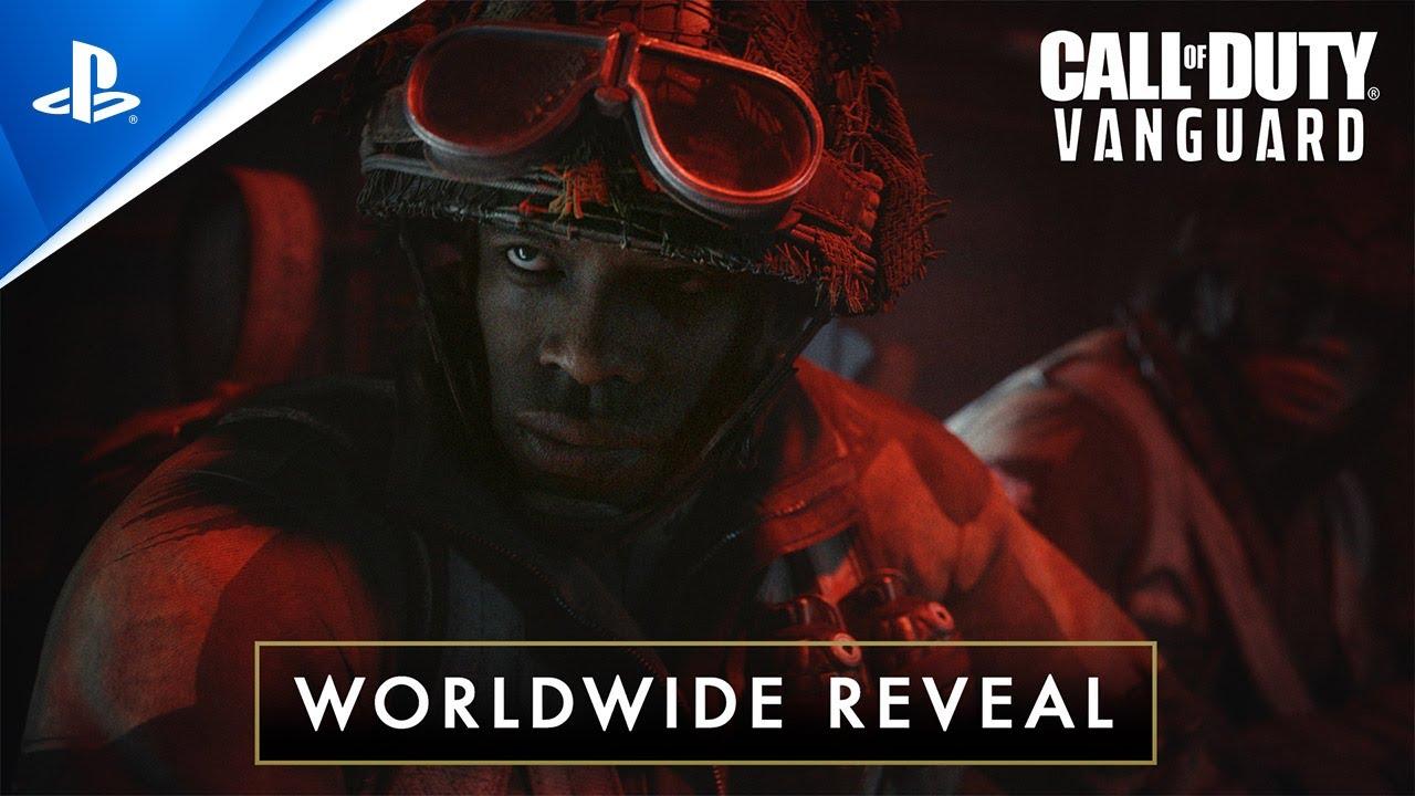 Call of Duty Vanguard Tráiler de revelación mundial