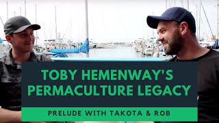 Toby Hemenway's Permaculture Legacy: biodiversity and sustainability by design