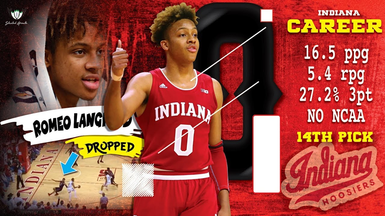 From High School STAR To 2ppg In The NBA! ROMEO LANGFORD Stunted Growth