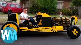Top 10 Craziest Lego Builds