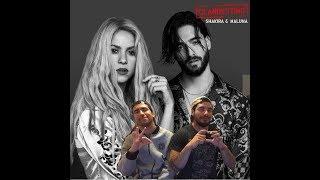 Baixar Shakira, Maluma - Clandestino (REACCION)