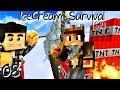 J'AI LE PIRE COÉQUIPIER DU MONDE ! | IceCream Survival [S2] ! #Ep8
