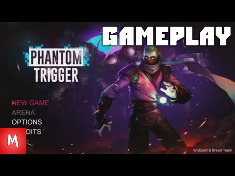 Phantom Trigger - GAMEPLAY | PC |