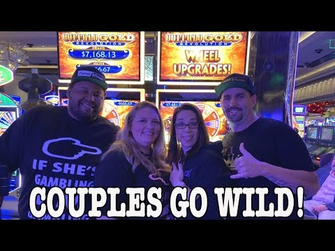 😈 BUFFALO GOLD CHALLENGE ‼️ 🥇CAN SLOT HUBBY AND I BEAT THEM 🤔