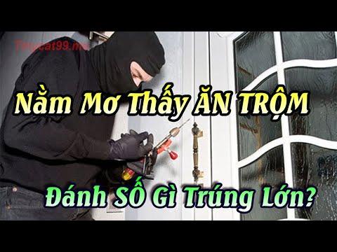 giải mộng chiêm bao thấy ăn trộm tại kqxsmb.info