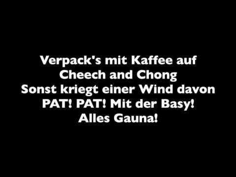Nate57 - Mit der Basy (Lyrics)