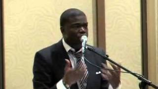 Clinton McFarland Preaching at the National Baptist Convention 2011