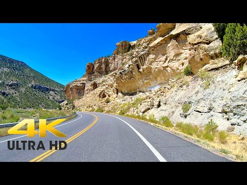 Grand Mesa Scenic Byway 4K | Complete Colorado Scenic Byway Drive | Most Beautiful Roads in America