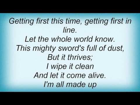 Maarja - First In Line Lyrics