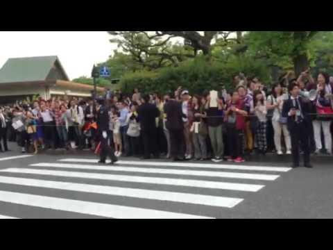 ポール!!!Paul McCartney to Nippon Budokan @2015年4月28日(火)16:33