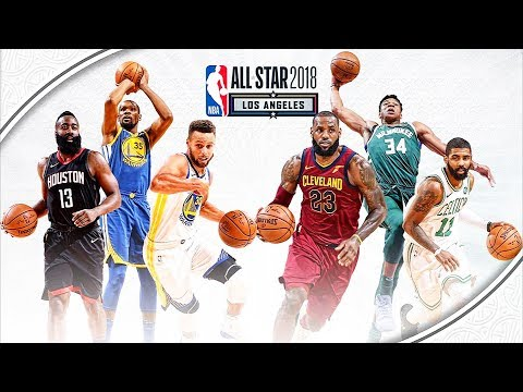 LeBron James and Stephen Curry are 2018 NBA All-Star Game Captains! NBA All-Star Game 2018