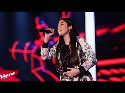 Vivian - Love so soft | The Blind Auditions | The Voice Kids Albania 2018