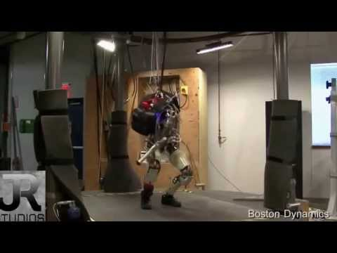 New 2015 DARPA Real Life Terminators Military Robots (documentary)