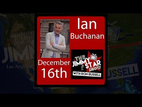Emmy Winner Ian Buchanan | @DrJimmyStar @RonRussellShow on #jimmystarshow #ROKU | @jimmystarent
