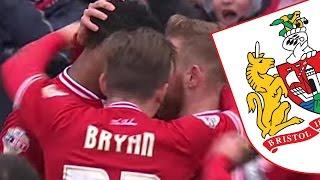 Highlights: Bristol City 6-0 Bolton Wanderers