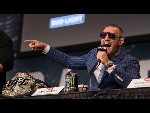 UFC 205: Pre-fight Press Conference