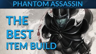 Phantom Assassin: Itemizing for the Coup de Grace | Pro Dota 2 Guide by GameLeap.com