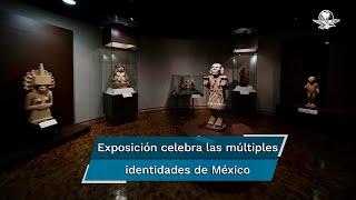 La exposición de más de mil 500 piezas contiene 44 objetos traídos al país desde museos internacionales, y está en dos sedes: el Museo Nacional de Antropología y el edificio de la SEP. Con ella, la 4T conmemora a Tenochtitlán y la Independencia