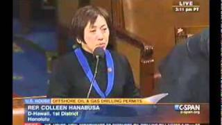 Hanabusa Amendment to H.R. 1229 - Putting the Gulf of Mexico Back to Work Act