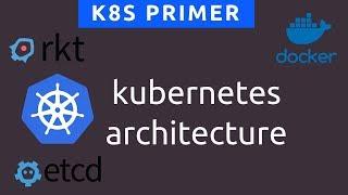Kubernetes Architecture | K8s Primer | Tech Primers
