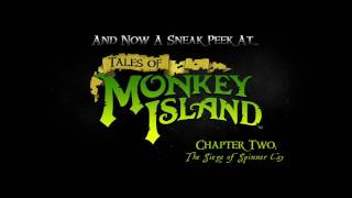 Tales of Monkey Island - The Siege of Spinner Cay
