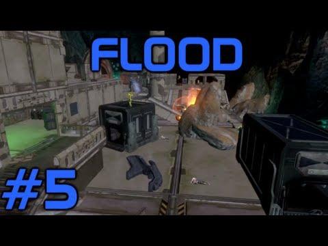 Halo 4 Maps: Doomed Sewers (Flood)
