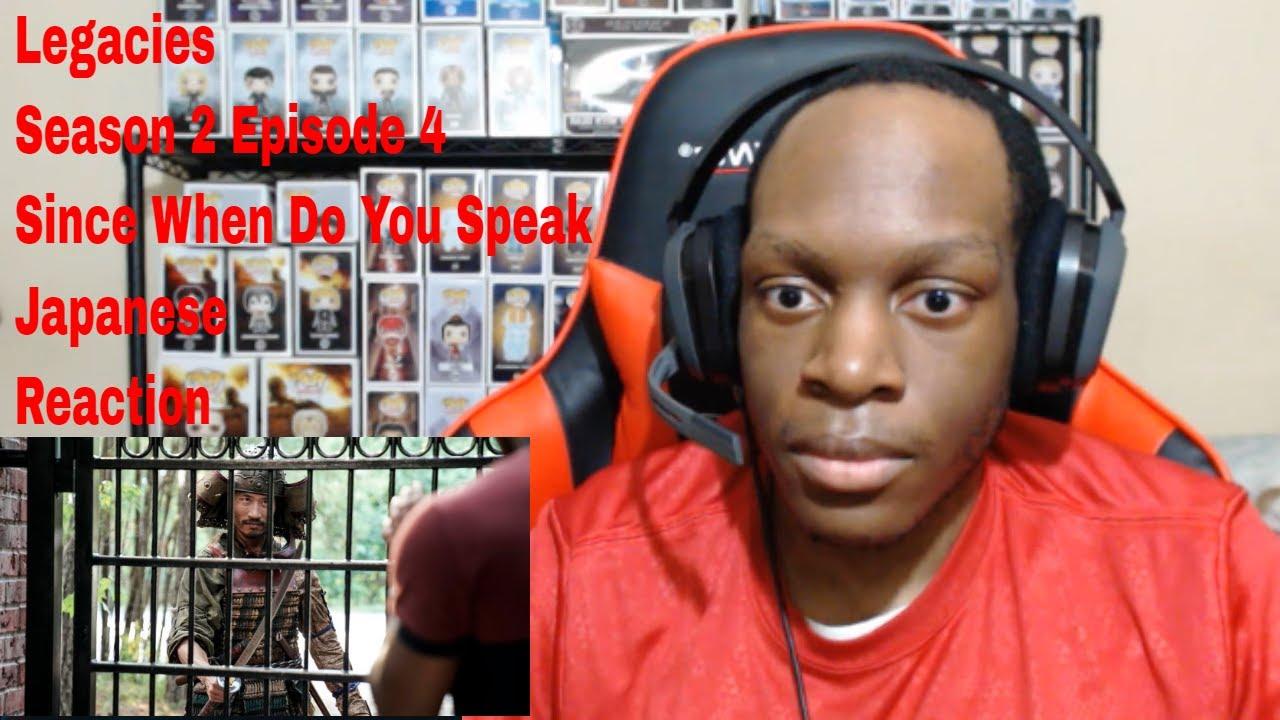 Download Legacies Season 2 Episode 4 Since When Do You Speak Japanese Reaction