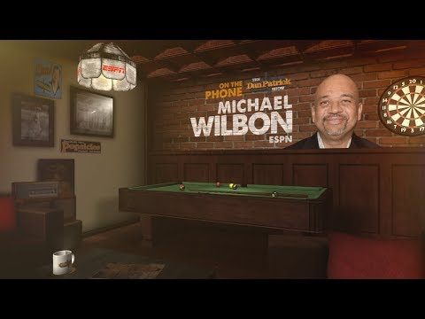 ESPN's Michael Wilbon Talks LeBron & Lakers, Zion to Knicks & More w/Dan Patrick | Full Interview
