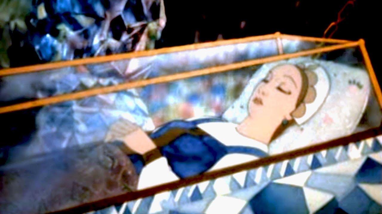 Сказка о мертвой царевне и семи богатырях | Сказки Пушкина - Советские мультики