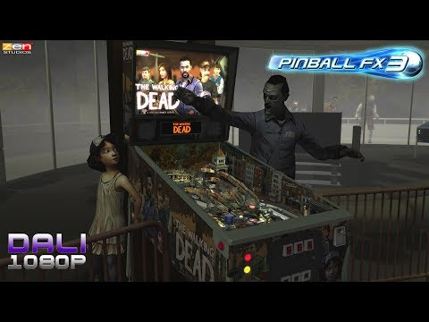 Pinball FX3 - The Walking Dead Pinball pc gameplay