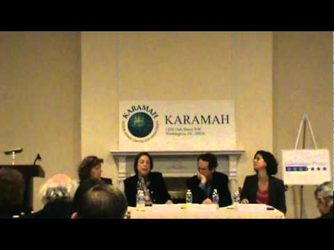 Karamah 2011 Lecture Series: Islam, Law, and the U.S. (Pt. 1)