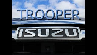 Isuzu Trooper / Bighorn