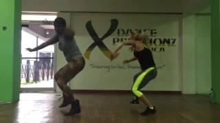 Mavado - Big Bumpa Gal | Shelly Xpressionz class at Dance Xpressionz Studio