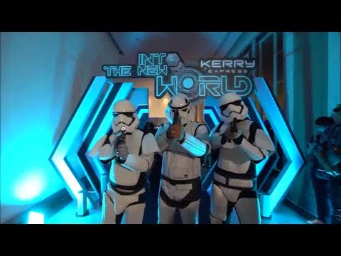 [Clip] Kerry Express Into The New World 2019