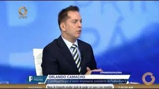 Orlando Camacho: La reconversión monetaria facilitará las transferencias en el país (Parte 1)