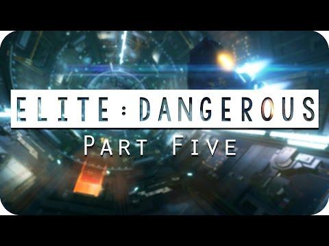 Elite: Dangerous Gameplay - #05 - New Ship!