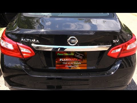 Nissan Altima 2014-2018 ke-Tail light/ Turn Signal Change ... on