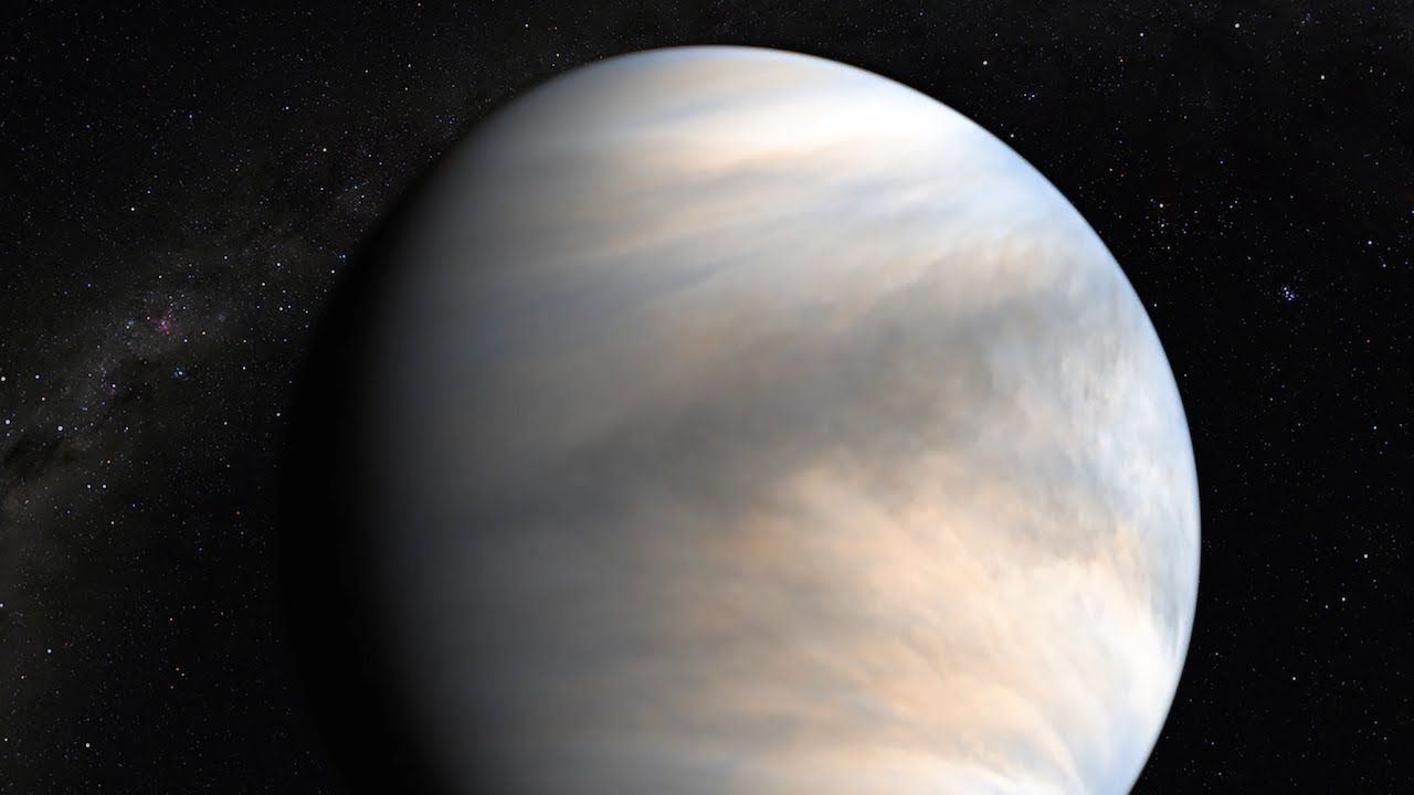 Venus: Warnings of a Doomed Planet