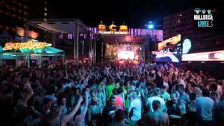 Example at Mallorca Live & Ibiza Live 2012