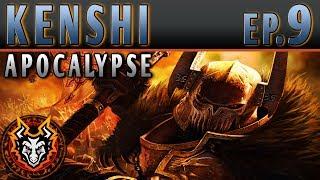 Kenshi Apocalypse - EP8 - WAR WITH THE SAND NINJAS
