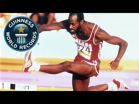 Record holder profile video: Olympic legend Ed Moses