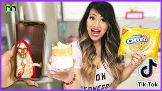 TikTok Master Had Princess T Do Life Hack Challenges! DIY activities to do at home!