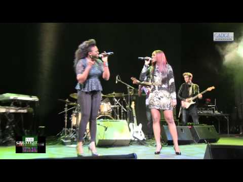 Waje, Tiwa Savage, Esther Royalty