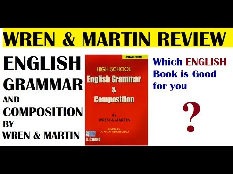 Wren And Martin English Grammar Latest Edition Pdf