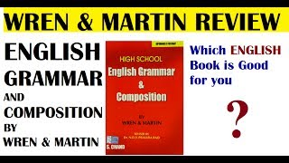 Best English Book for Competitive Exams ? | WREN AND MARTIN |