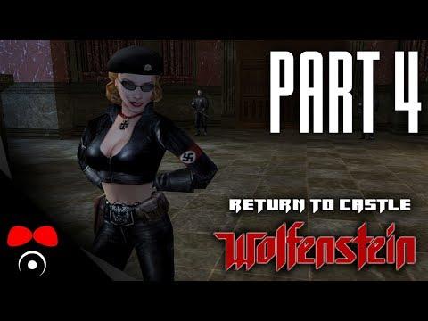 LATEXOVÉ OBLEČKY A BOSS! | Return to Castle Wolfenstein #4