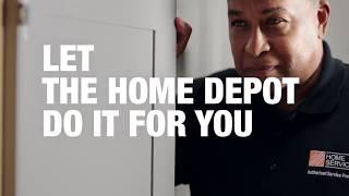 Home Depot Kitchen Cabinet Door Refacing