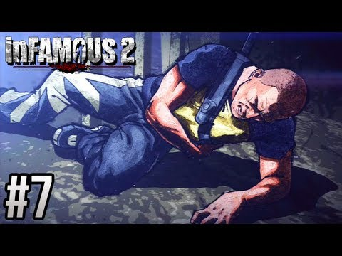 inFAMOUS 2 - Part 7 (Evil Karma Playthrough)
