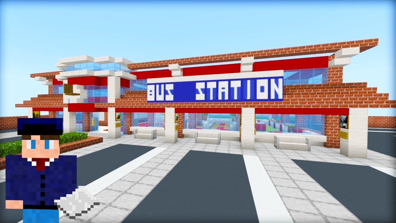 How To Build A City In Minecraft Tsmc