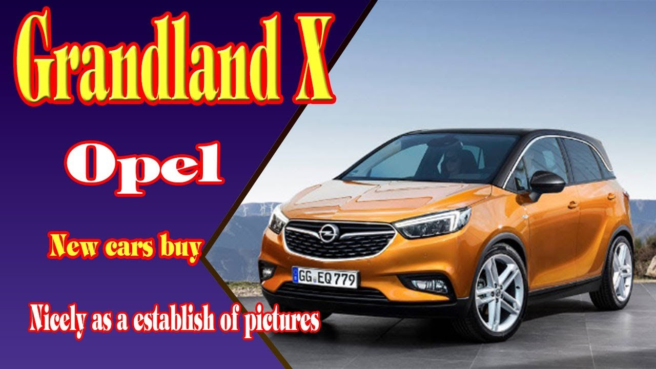 2018 opel grandland x 2018 opel grandland x price 2018. Black Bedroom Furniture Sets. Home Design Ideas